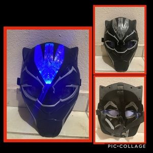 Black Panther toy Mask